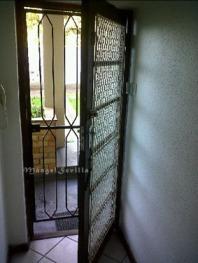 Doble puerta seguridad