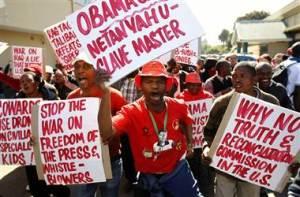 http://worldnews.nbcnews.com Siphiwe Sibeko / Reuters / Pretoria, ayer.