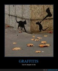 Grafiti / Fuente: www.cuantarazon.com