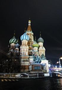 Catedral de San Basilio, en la Plaza Roja y Kremlin, Moscú / Mángel Sevilla